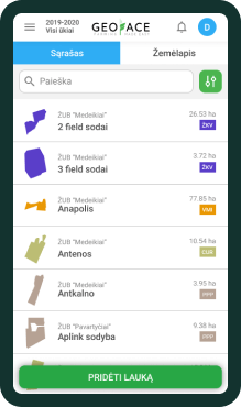 geoface agronomist system
